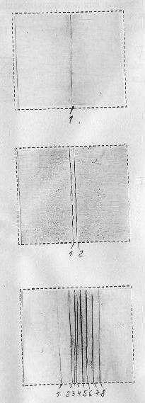 Образцы для магнитной и капиллярной дефектоскопии