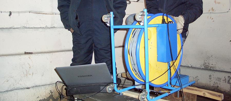 Телеинспекция, видеодиагностика скважин